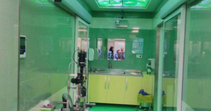 نوسازی بیمارستان